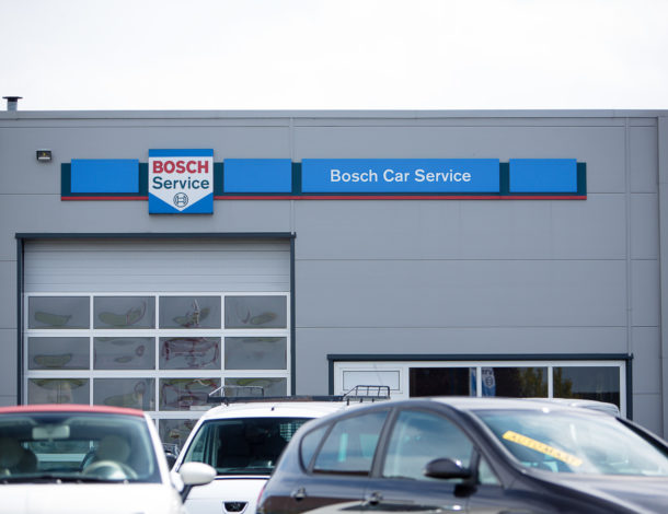 Bosch car service Flik
