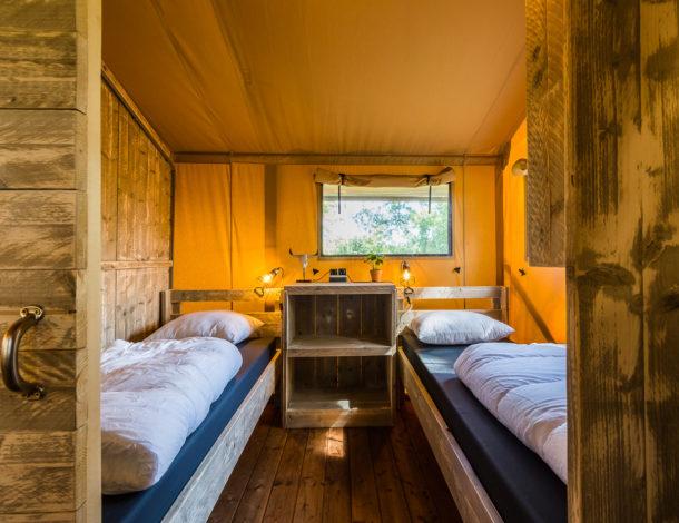 Interier Clamping Camping De Belten