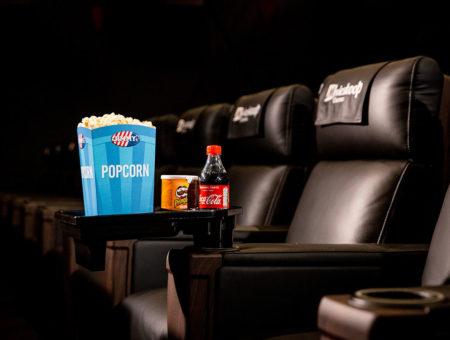 Popcorn Bioscoopstoel