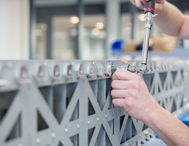Assemblage Aluminium Itter bv