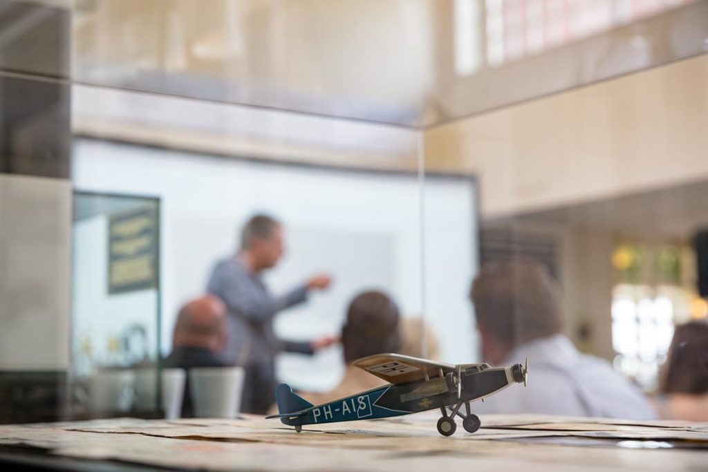aviodrome congres presentatie