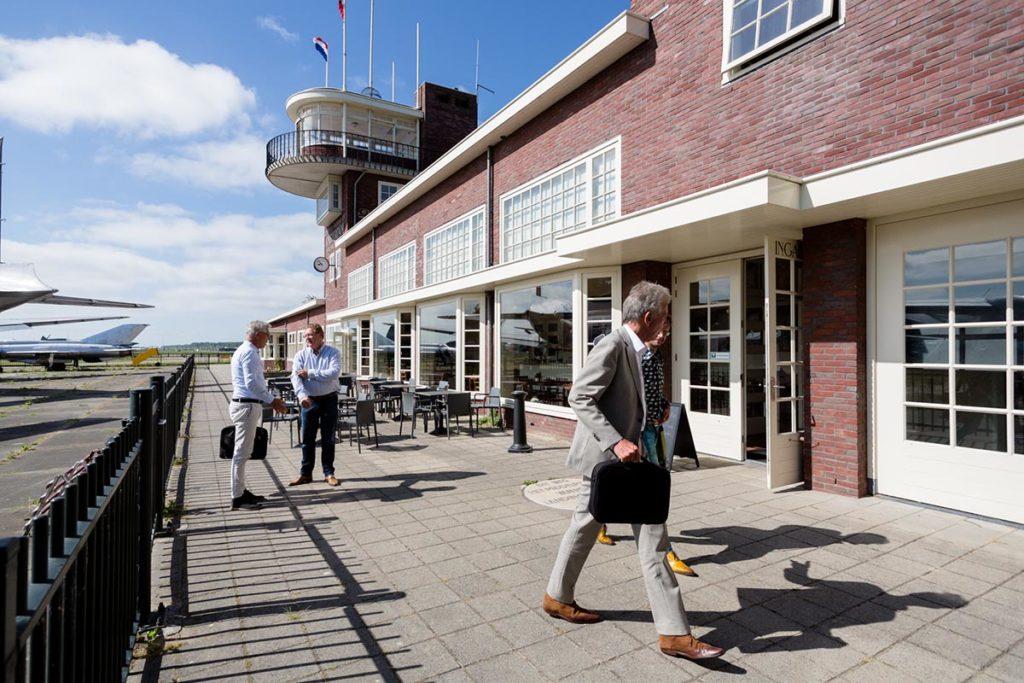 Lelystad airport aviodrome