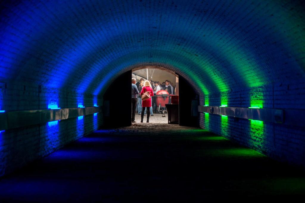 Fort Voordorp tunnel