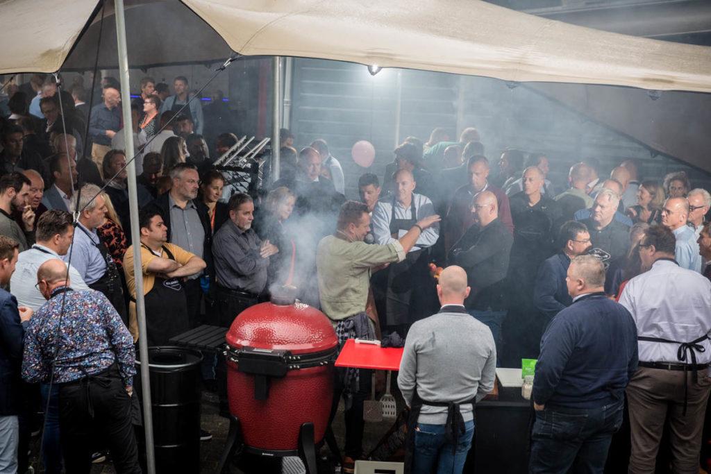 Fort Voordorp bbq event